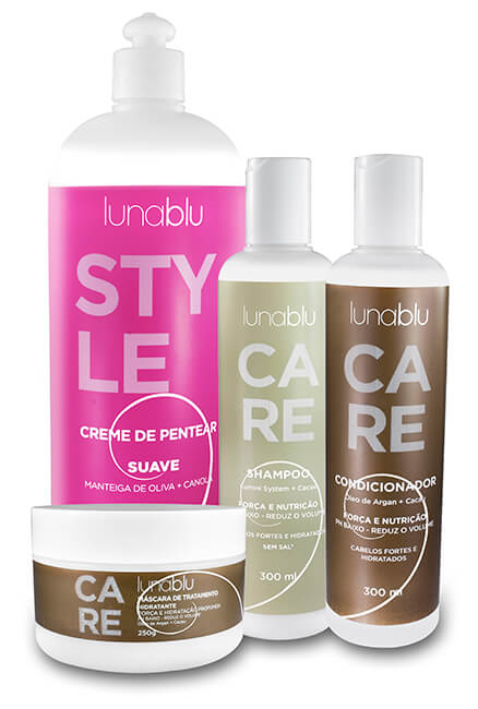 Kit Care + Creme Pentar Suave 1000ml